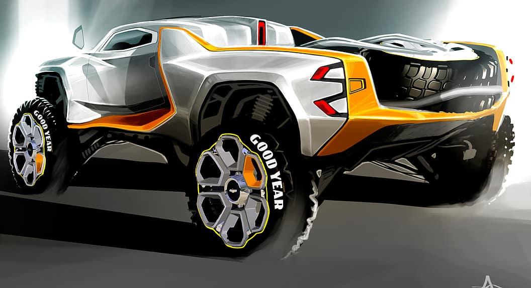 Honda Mercedes Vw And Chevrolet Concepts By Ccs Grad