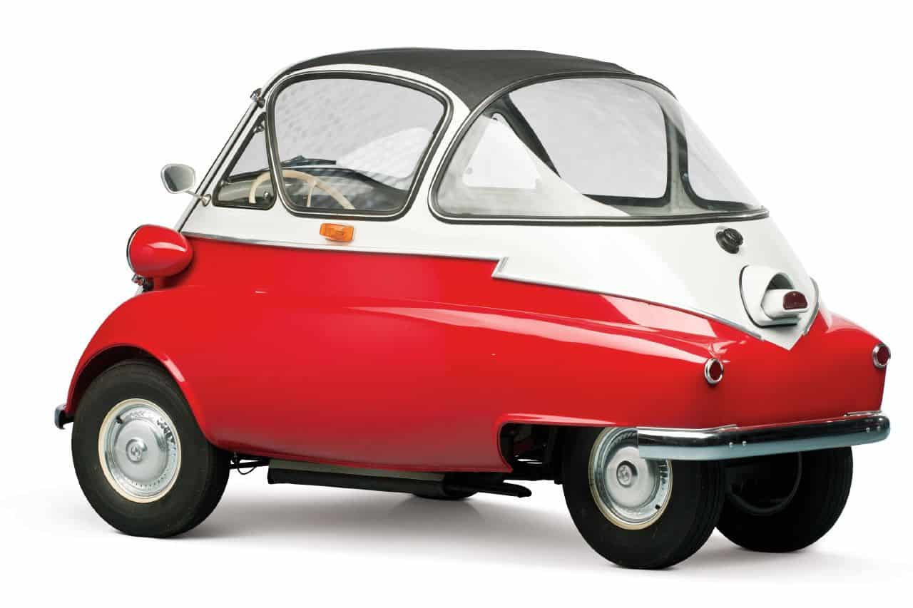 Used Car Auctions >> Revisting the BMW Isetta