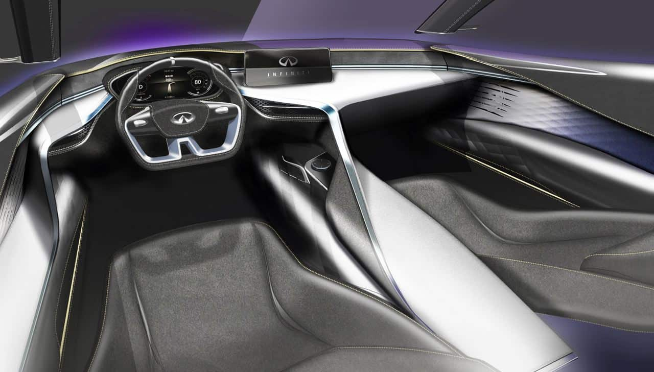 Infiniti infiniti concept car : Infiniti Design Boss Alfonso Albaisa on the QX Sport Inspiration