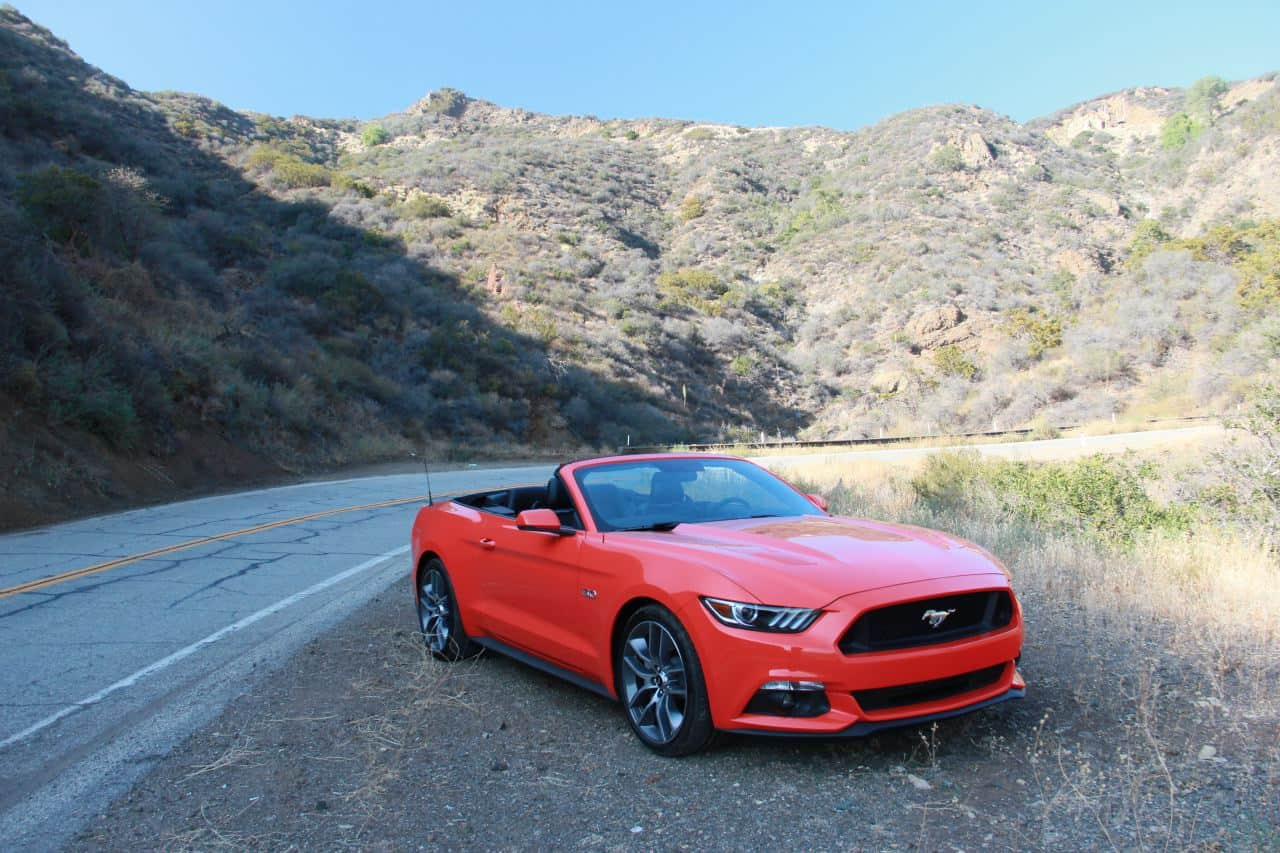 why the ford mustang gt convertible is the perfect family car. Black Bedroom Furniture Sets. Home Design Ideas