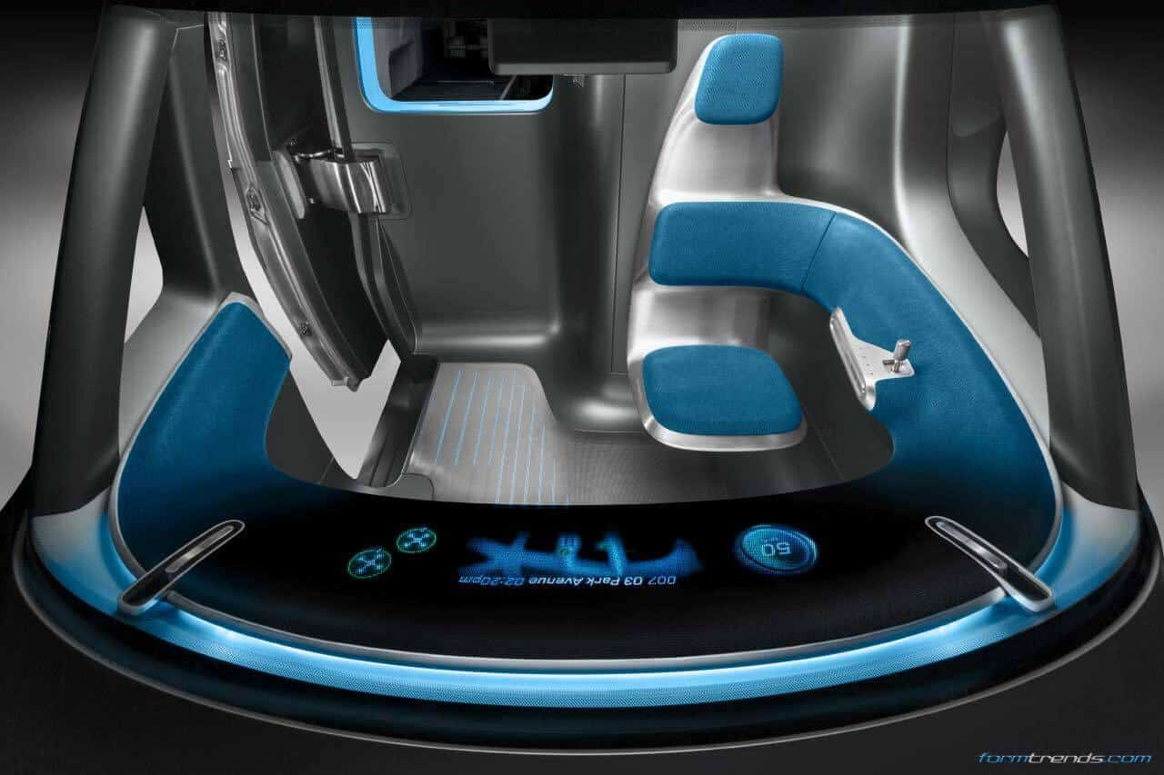 Mercedes Benz Vision Van Design Sketches And Renderings