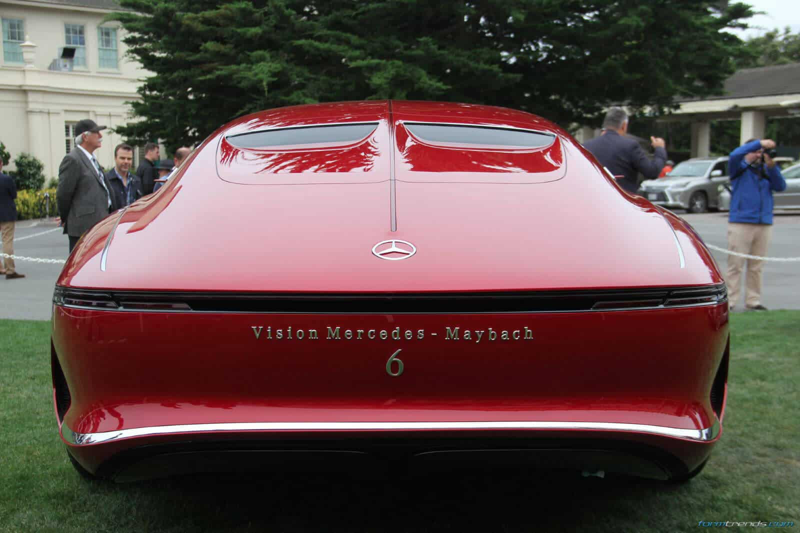 Vision mercedes maybach 6 car explained by design vp for Mercedes benz 6