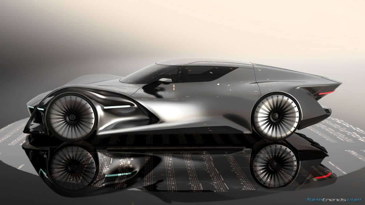 Mercedes benz symphony concept for Mercedes benz cars