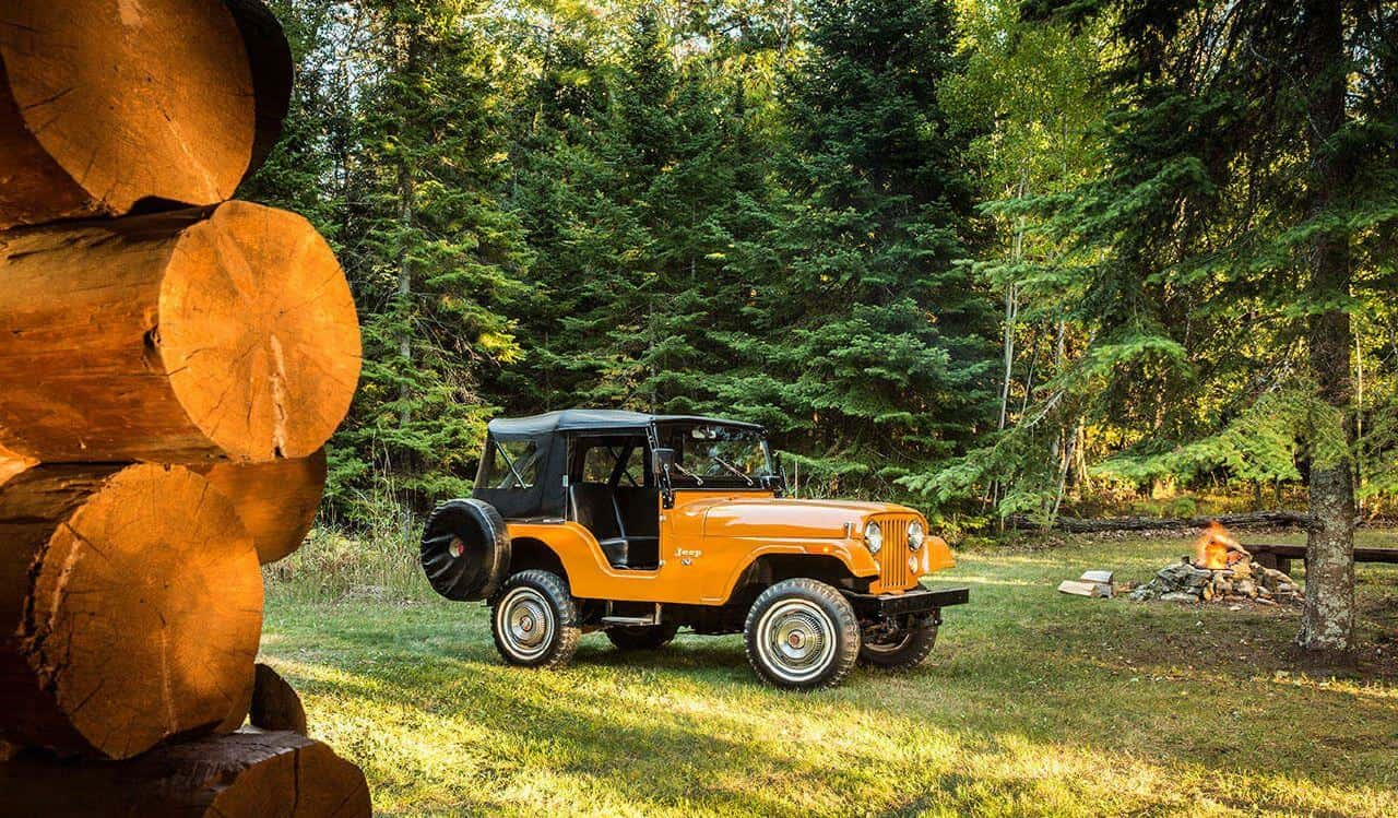 Jeep Design – the Pillars of Form and Functionality