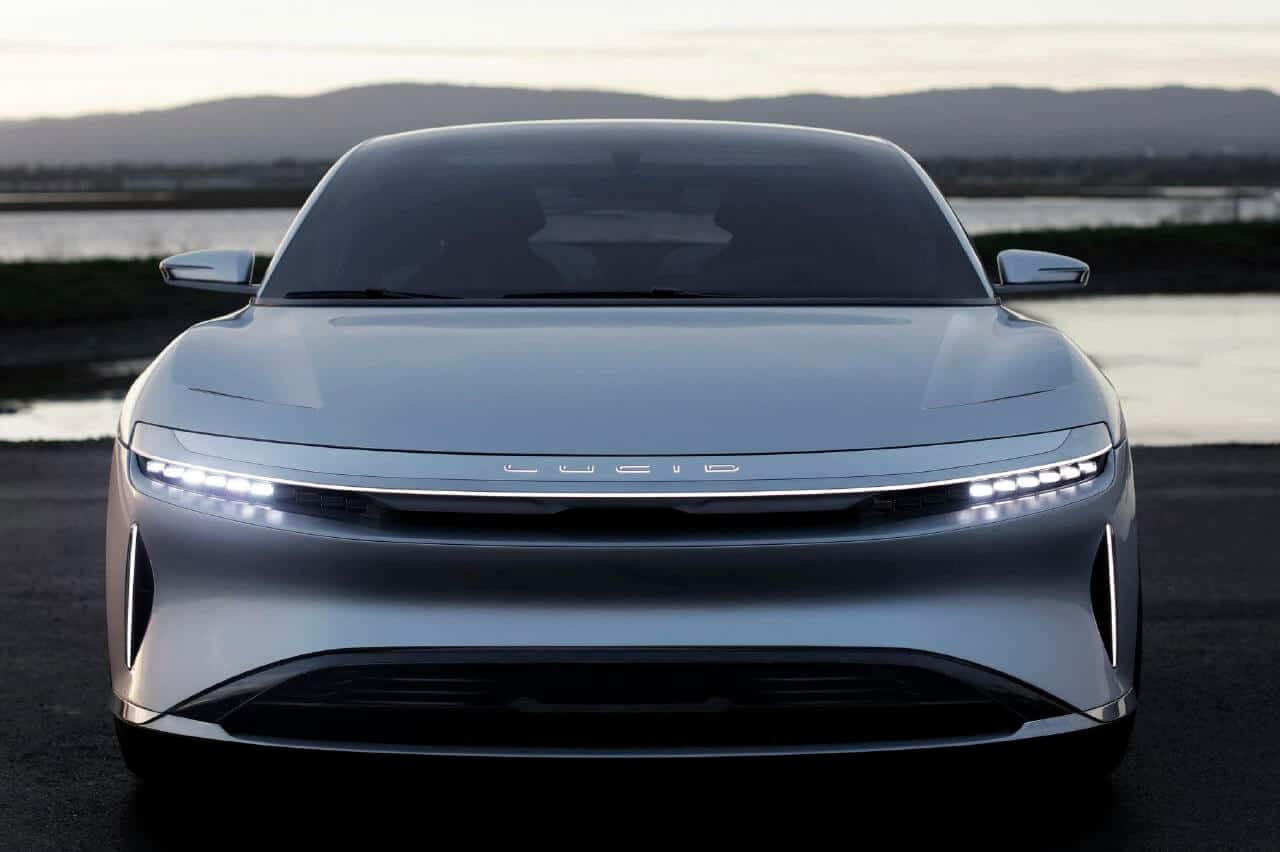 Lucid Motors Reveals Air Its First Luxury Vehicle on design trends retail