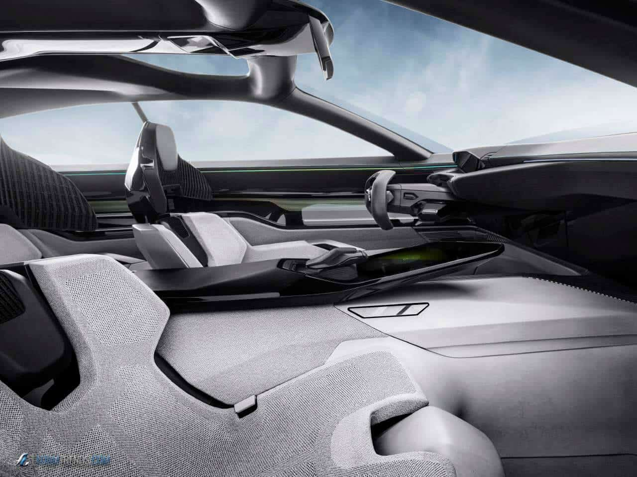 Peugeot  Car Seat Space