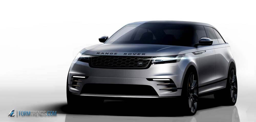 Dissecting The Design Of The Range Rover Velar The Brand