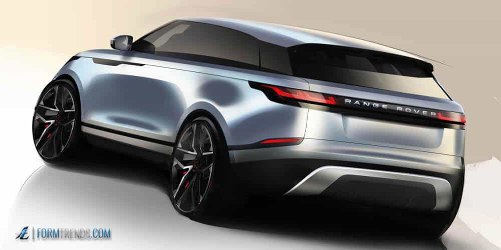 Dissecting the Design of the Range Rover Velar, the Brand's Fourth Model