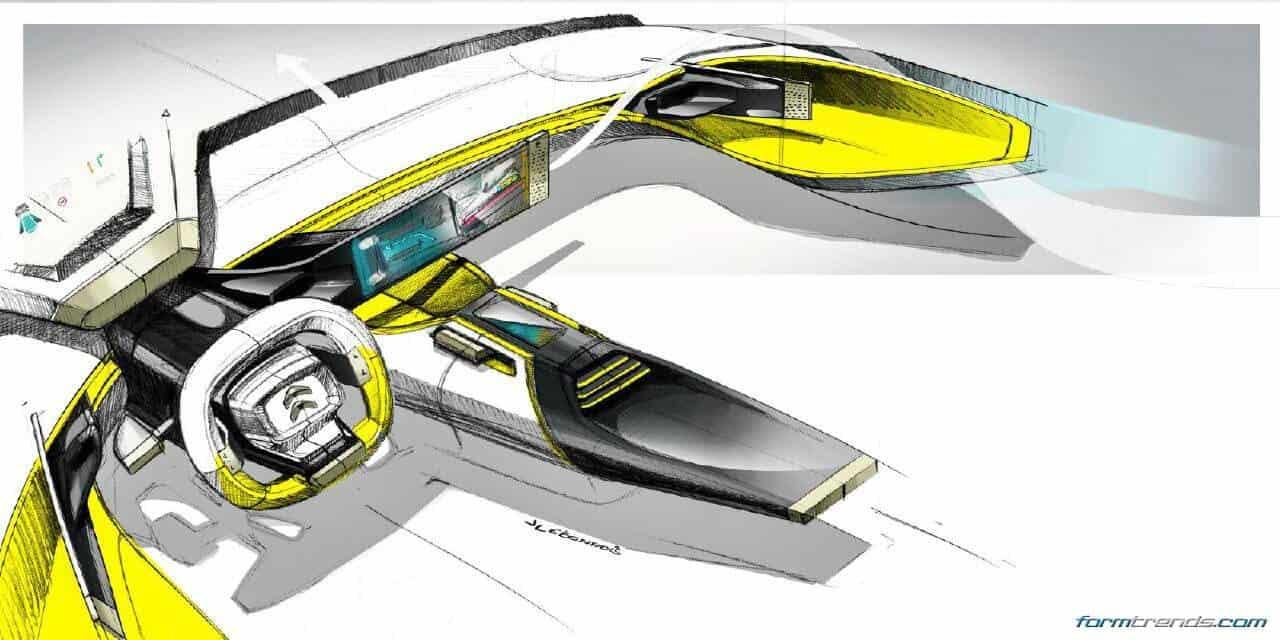 Meet The Designers Citroen Cxperience Concept Video