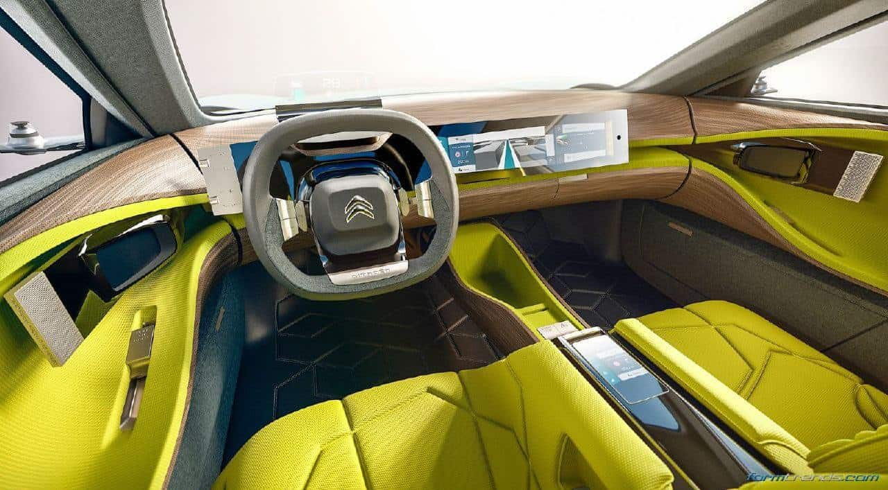 2017 Jeep Concept Vehicles >> Meet the Designers: Citroen CXperience Concept Video Walkaround