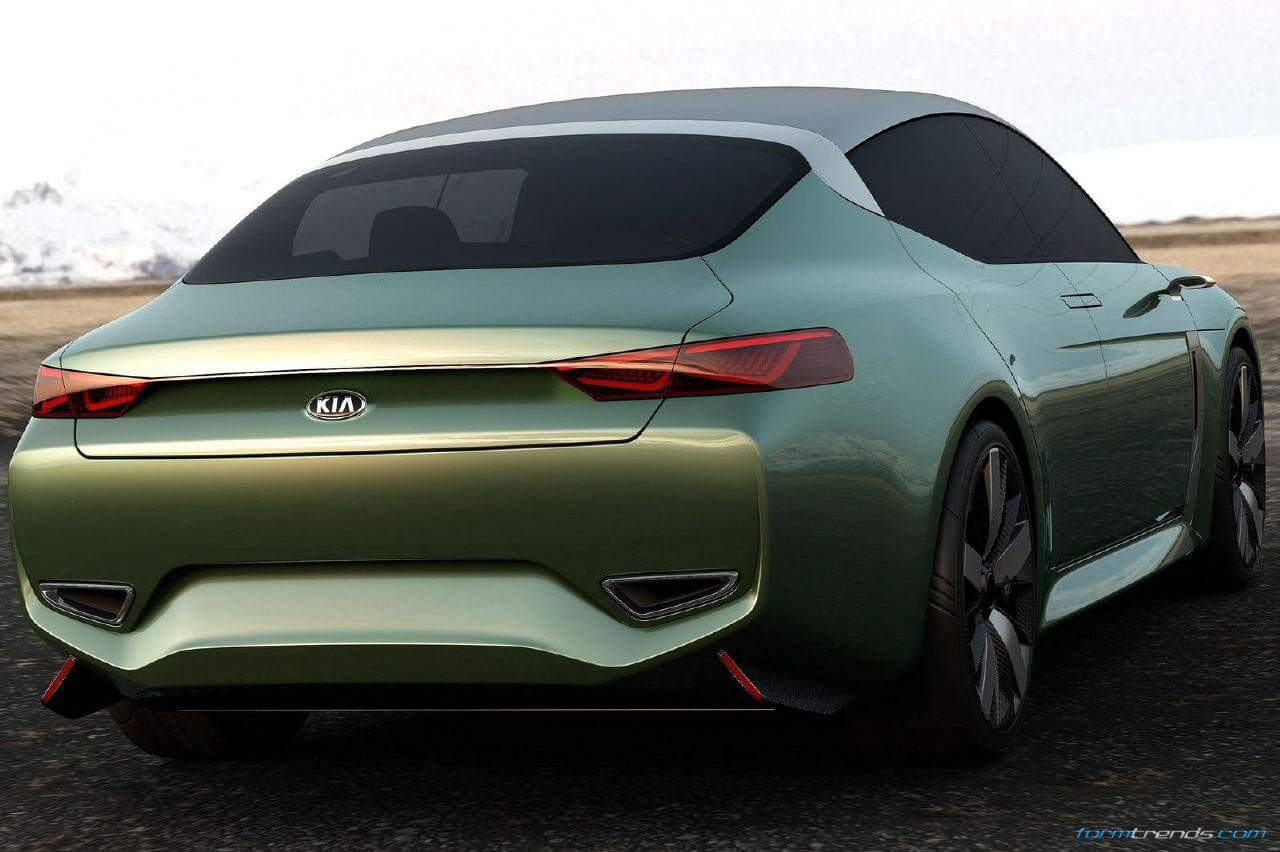 kia novo concept offers look at korean carmaker 39 s sedan future. Black Bedroom Furniture Sets. Home Design Ideas