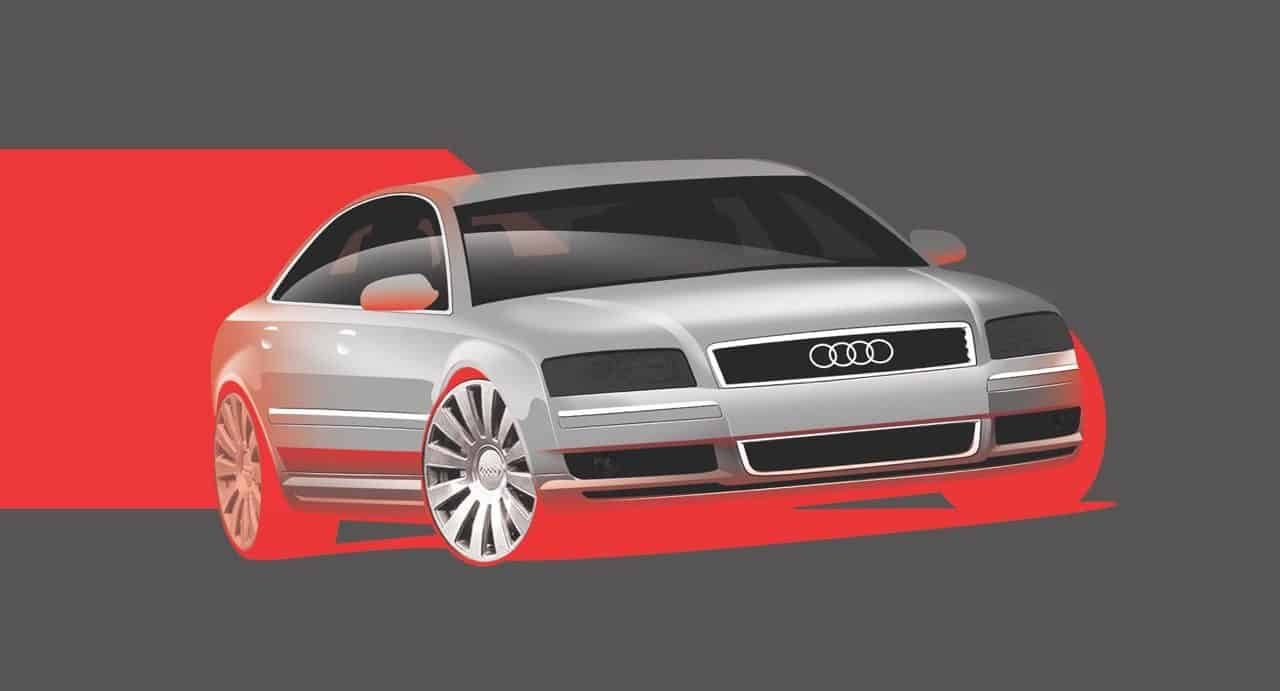Design Icons Revisiting The 2004 Audi A8 D3 S Simple Purity