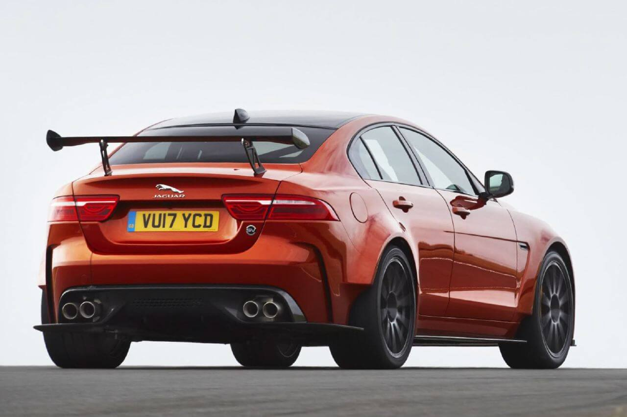 jaguar xe sv project 8 brings exclusivity to the common car. Black Bedroom Furniture Sets. Home Design Ideas