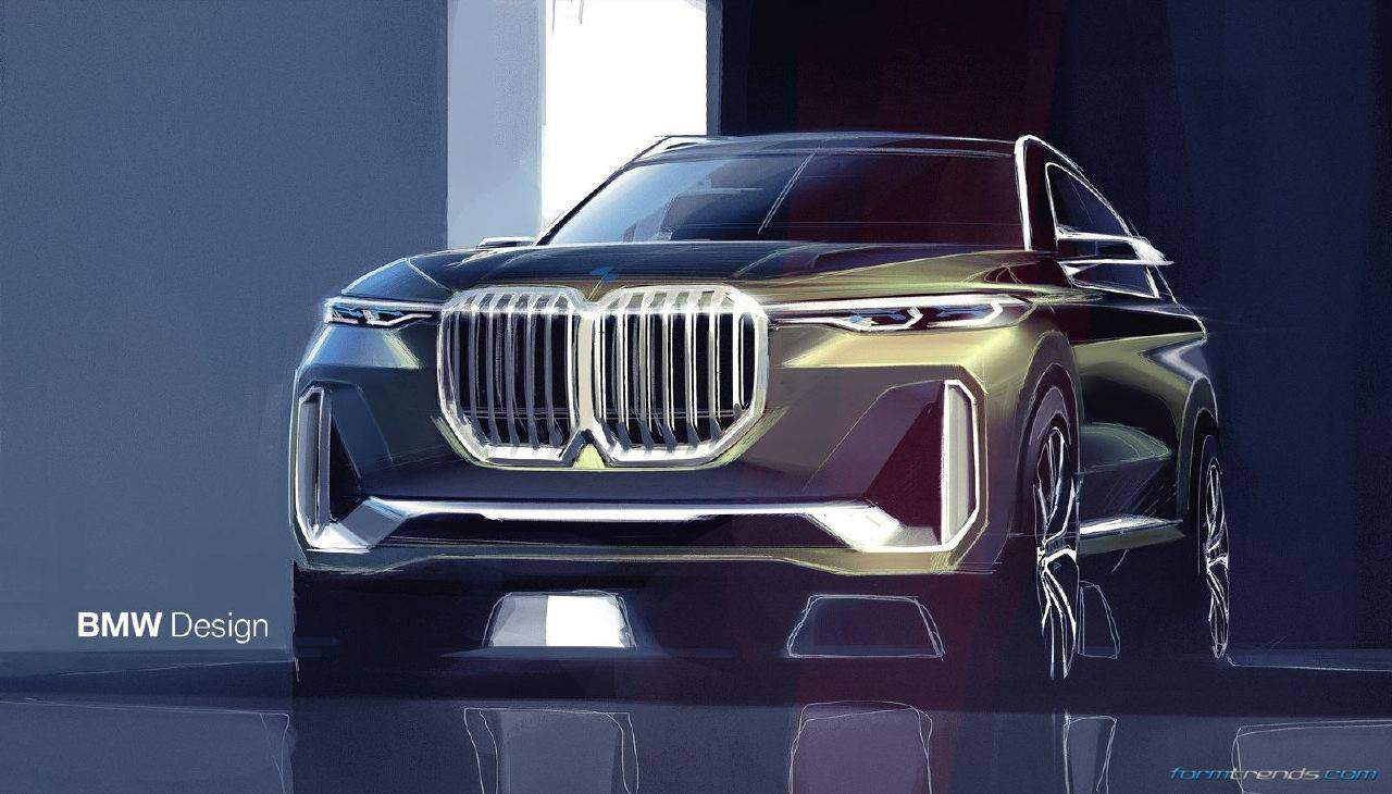 Bmw Group Design Director On The X7 Iperformance Concept