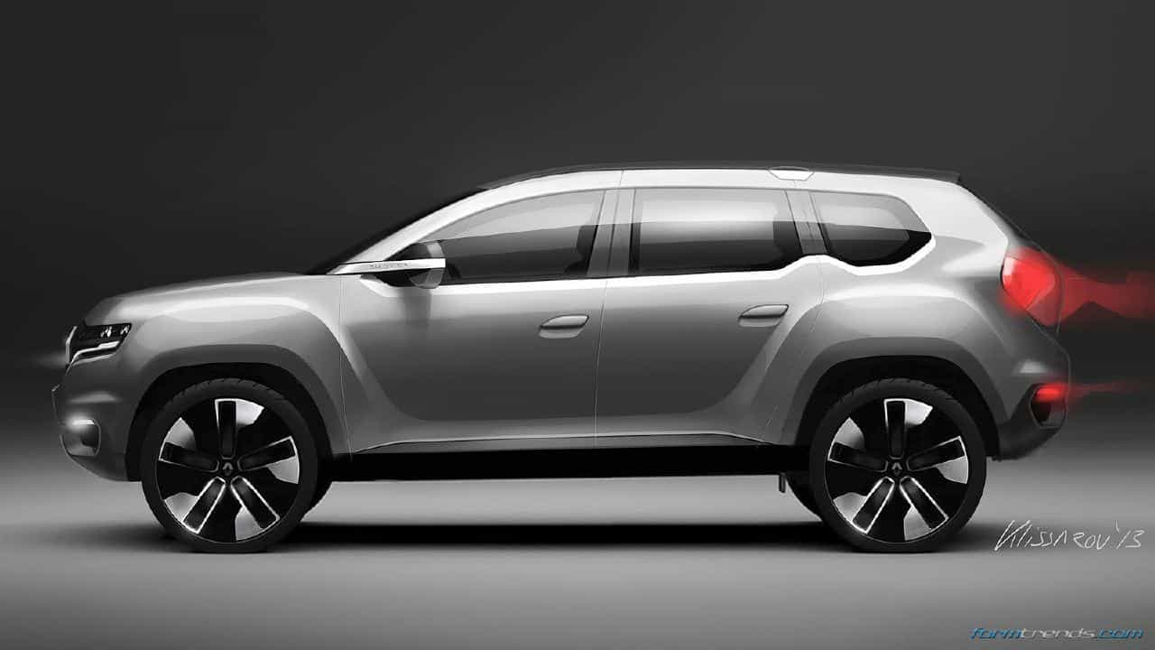renault designers on creating the second generation dacia duster. Black Bedroom Furniture Sets. Home Design Ideas