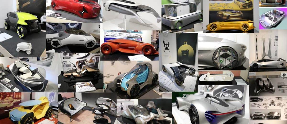 In Pictures RCA Vehicle Design 2017 Degree Show