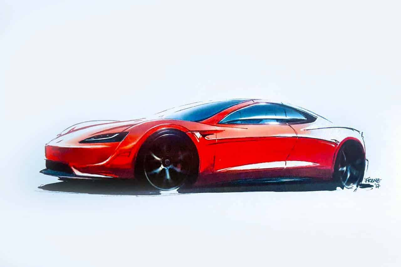 tesla 39 s latest roadster is the brand s new halo product. Black Bedroom Furniture Sets. Home Design Ideas